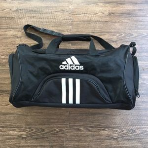 Adidas large duffle bag